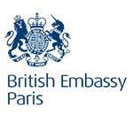 British Embassy website logo